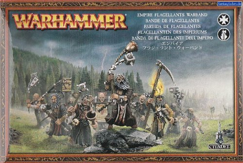 Games Workshop - 99120202017 - Warhammer - estatuilla - flagelantes