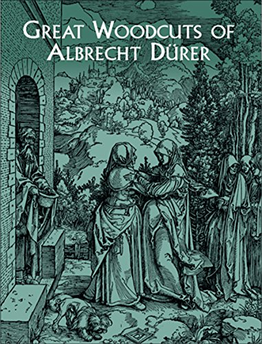 Great Woodcuts of Albrecht Dürer (Dover Fine Art, History of Art) (English Edition)