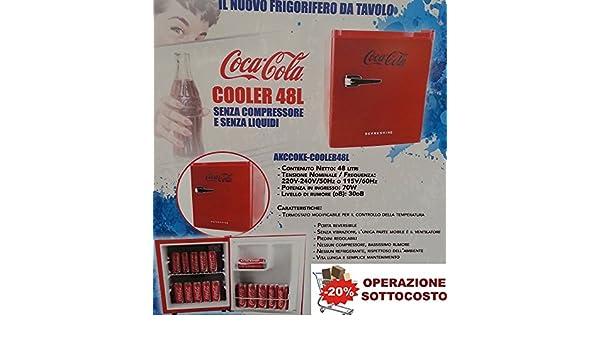 Kühlschrank Coco Cola : Kühlschrank coca cola 48 liter leise serie begrenzt unauffindbar