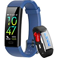 HOFIT Fitness Tracker,Orologio Braccialetto Smartwatch Activity Tracker Impermeabile IP68,Pressione Sanguigna…