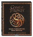 Game of Thrones - Haus Targaryen: Drache: 3D-Maske mit Wandhalterung