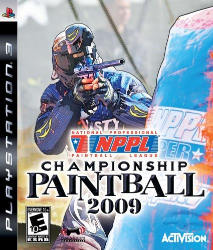 NPPL Championship Paintball 2009 - Playstation 3 by Activision