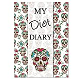 Diet Diary, Slimming & Weight Loss, Sugar Skull - Best Reviews Guide