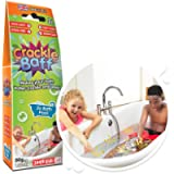 Crackle Baff Colours from Zimpli Kids, 3 Bath Pack, Make Water Crackle, Pop and Change Colour, Children's Sensory and…
