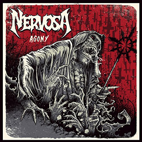 Nervosa: Agony (Audio CD)