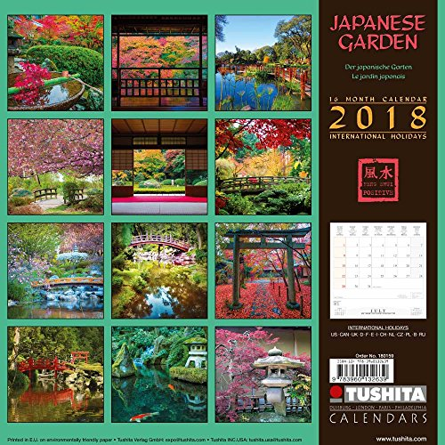 Japanese Garden 2018 (Mindful Editions)