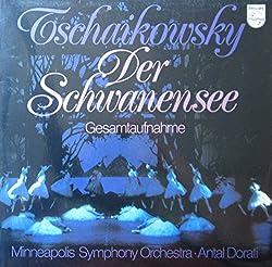 Tschaikowsky: Der Schwanensee (Gesamtaufnahme) [Vinyl Doppel-LP] [Schallplatte]