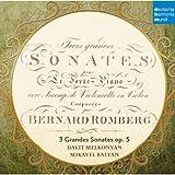 B. Romberg: 3 Sonaten für Hammerklavier und Cello op. 5