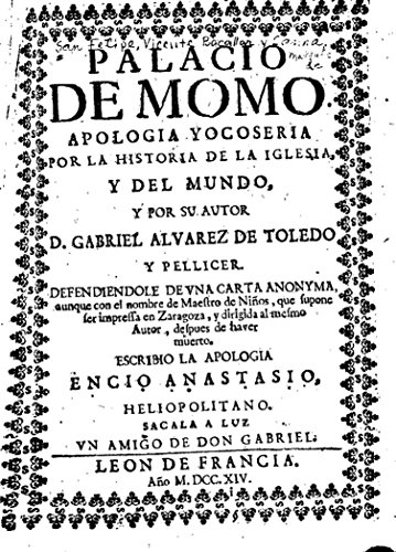 Carta del Maestro de Niños, a Don Gabriel Alvarez de Toledo, Cavallero del Orden de Alcantara por Luis de Castro