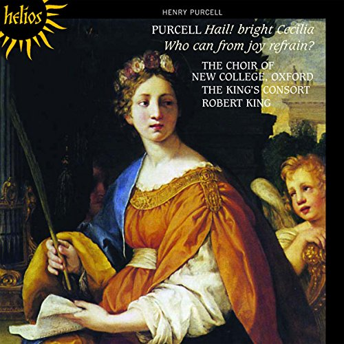 Henry purcell hail! bright cecilia