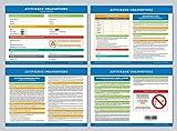 Affichage obligatoire - code du travail Inspection du travail D4711-1 Médecine du travail D4711-1 Consignes de sécurité et d'incendie R4227-34 à R4227-38Convention ou accord collectif du travail L2262-5, R2262-1 à R2262-3 Égalité professionnelle et s...