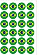 brasilianische dekoration