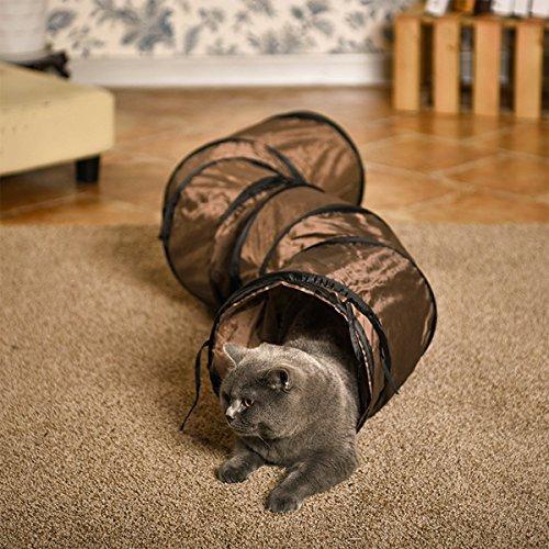 Pawz Road Katzentunnel Katzenspielzeug - 7