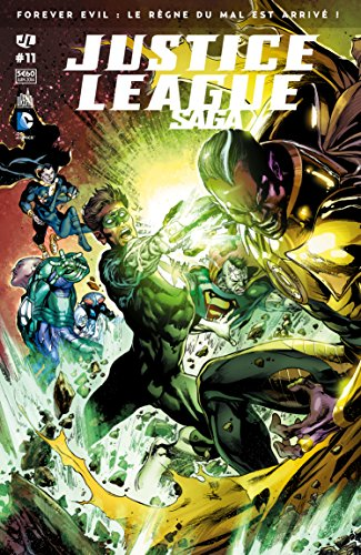 Justice League Saga 11