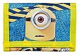 Undercover MNVA7010 Geldbörse, Minions, ca. 8 x 13 x 2 cm