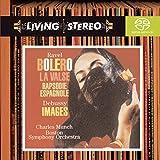 Ravel : Bolero - La Valse - Rapsodie espagnole / Debussy : Images pour orchestre [Hybrid SACD]