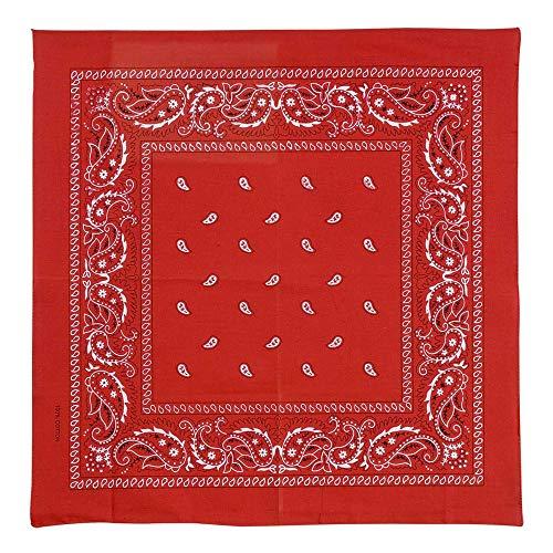 WIDMANN 8503R Halstuch, Unisex- Erwachsene, Rot, One Size