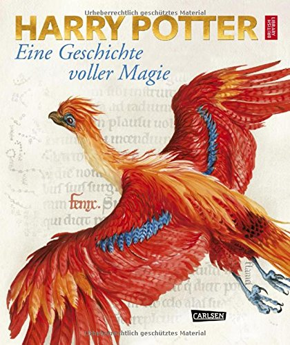 Buchcover Harry Potter: Eine Geschichte voller Magie