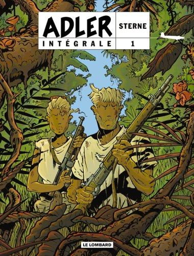 Adler (Intégrale) - tome 1 - Adler - Intégrale T1