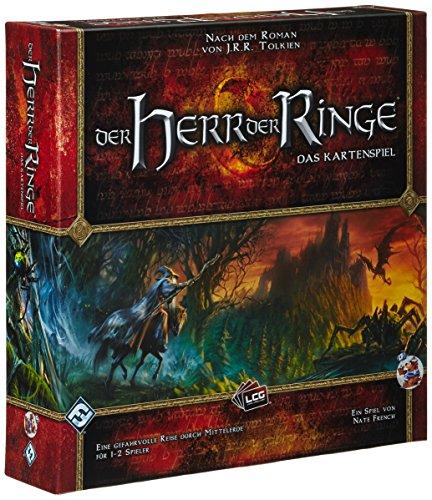 Heidelberger Spieleverlag HE339 - Der Herr der Ringe: Das Kartenspiel LCG Starterbox (Ringe-spiel Herr Der)