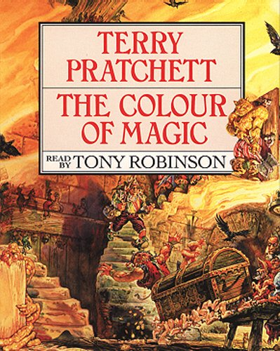 Buchseite und Rezensionen zu 'The Colour Of Magic: (Discworld Novel 1) (Discworld Novels, Band 1)' von Terry Pratchett