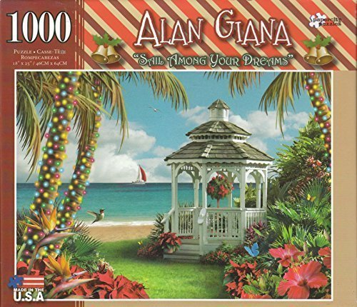 Sail Among Your Dreams 1000 Piece Puzzle by George