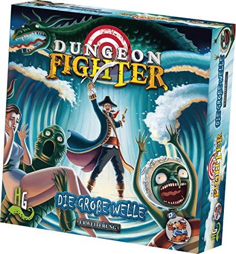 Heidelberger-HE544-Dungeon-Fighter-Die-Groe-Welle-Erweiterung Asmodee HE544 Dungeon Fighter: Die Große Welle – Erweiterung -