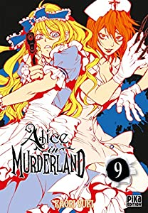 Alice in Murderland Edition simple Tome 9