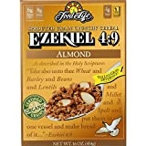 Food For Life Whole Grain Cereal Almond 454 g (order 6 for trade outer)