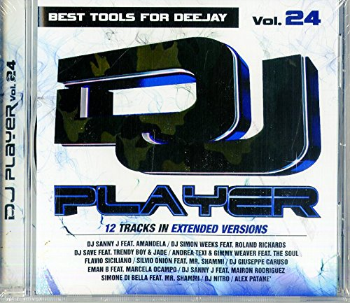 DJ Player Vol 24 (Audio-cd-player Planet)