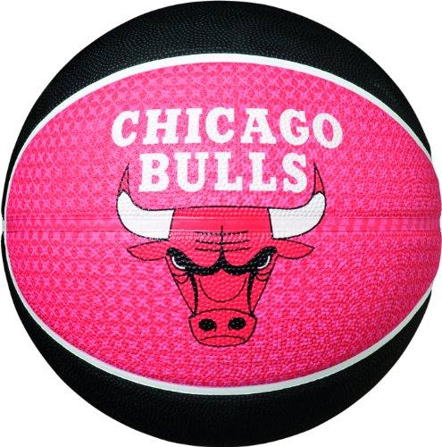 Spalding team chicago bulls palla da basket, 7