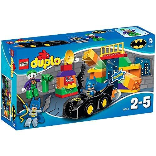Lego Duplo  10544 - Batman Jokers Versteck (Batman Baby Zubehör)