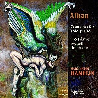 Alkan: Concerto for solo piano, Souvenirs op15
