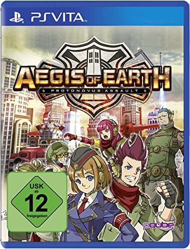 Aegis of Earth: Protonovus Assault - [PS Vita]