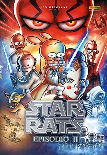Star Rats - Episodio II: Una Rottura di Cloni