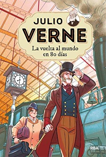 La vuelta al mundo en 80 días (Julio Verne nº 2) por Julio Verne