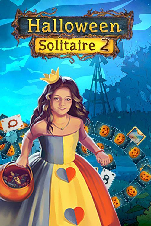 Halloween-Solitaire 2 [PC Download]