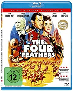 The Four Feathers - Filmklassiker Collection [Blu-ray]