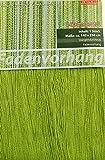 Fadenvorhang ca. 140x250 cm modisch & aktuell Farbe (Grün)