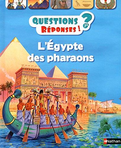 Egypte des pharaons - vol05 (Questions-réponses) por Philip Steele