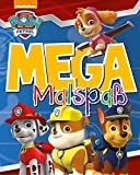 Nickelodeon Paw Patrol - MEGA Malspaß