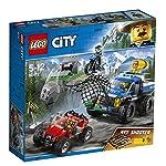 LEGO-City-Police-Duello-Fuori-Strada-60172
