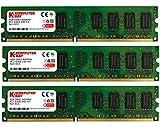 Komputerbay 12GB (3x4GB) DDR2 DIMM (240 PIN) 800Mhz PC2 6400 PC2 6300 12 GB - CL 5