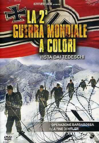 La Seconda Guerra Mondiale a colori vista
