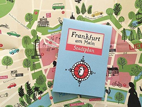 Frankfurt am Main: Stadtplan