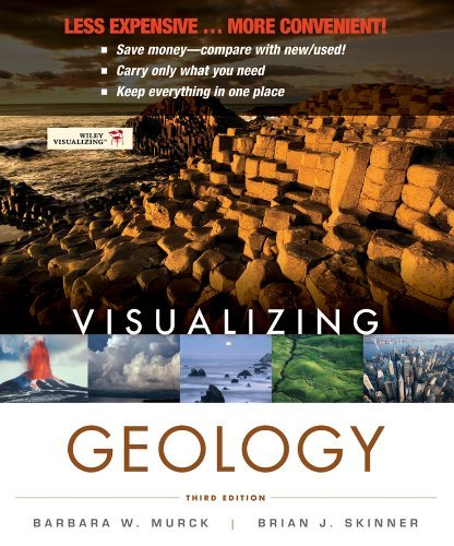 Visualizing Geology by Barbara W. Murck (2012-04-17)