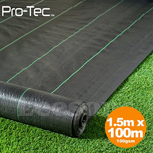15m-x-100m-wide-100gsm-weed-control-fabric-garden-landscape-ground-cover-membrane