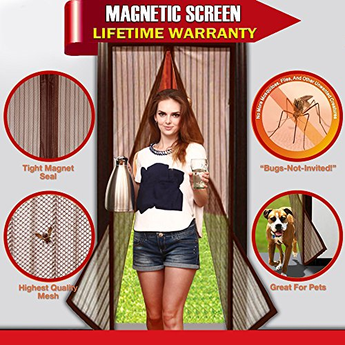 arcci-premium-magnetic-fly-screen-door-heavy-duty-mesh-screen-and-full-frame-velcrokeep-bugs-out-let