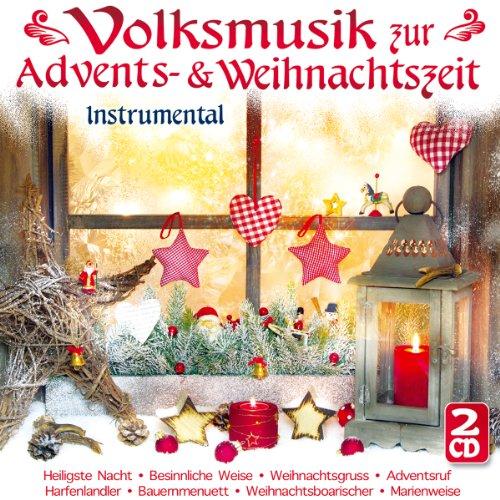 Volksmusik zur Advents und Weihnachtszeit; Instrumental; Weihnachten; Weihnacht mit Echter Volksmusik; Stubenmusik; Saitenmusik; Hausmusik; Harfe; Zither; Weisenbläser; Hackbrett; Tanzlmusig