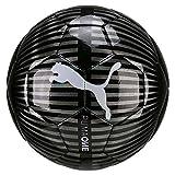 Puma One Chrome palla da calcio, Unisex, Puma One Chrome ball, puma black-puma black-Silver, 5